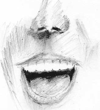 La luz del rostro, una buena sonrisa.